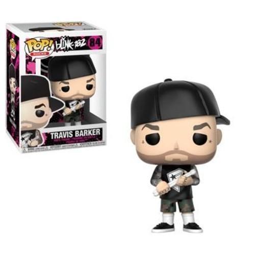FUNKO POP! ROCK: Blink 182 - Travis Barker
