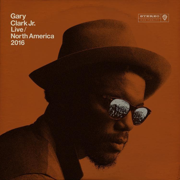 Gary Clark Jr. - Live North America 2016 2XLP
