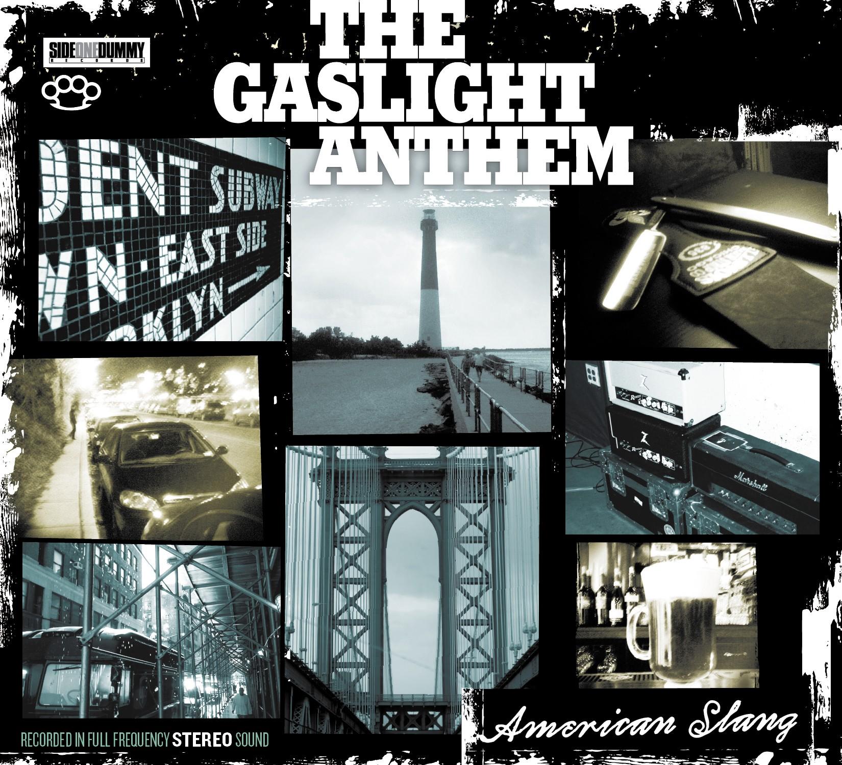 The Gaslight Anthem - American Slang LP