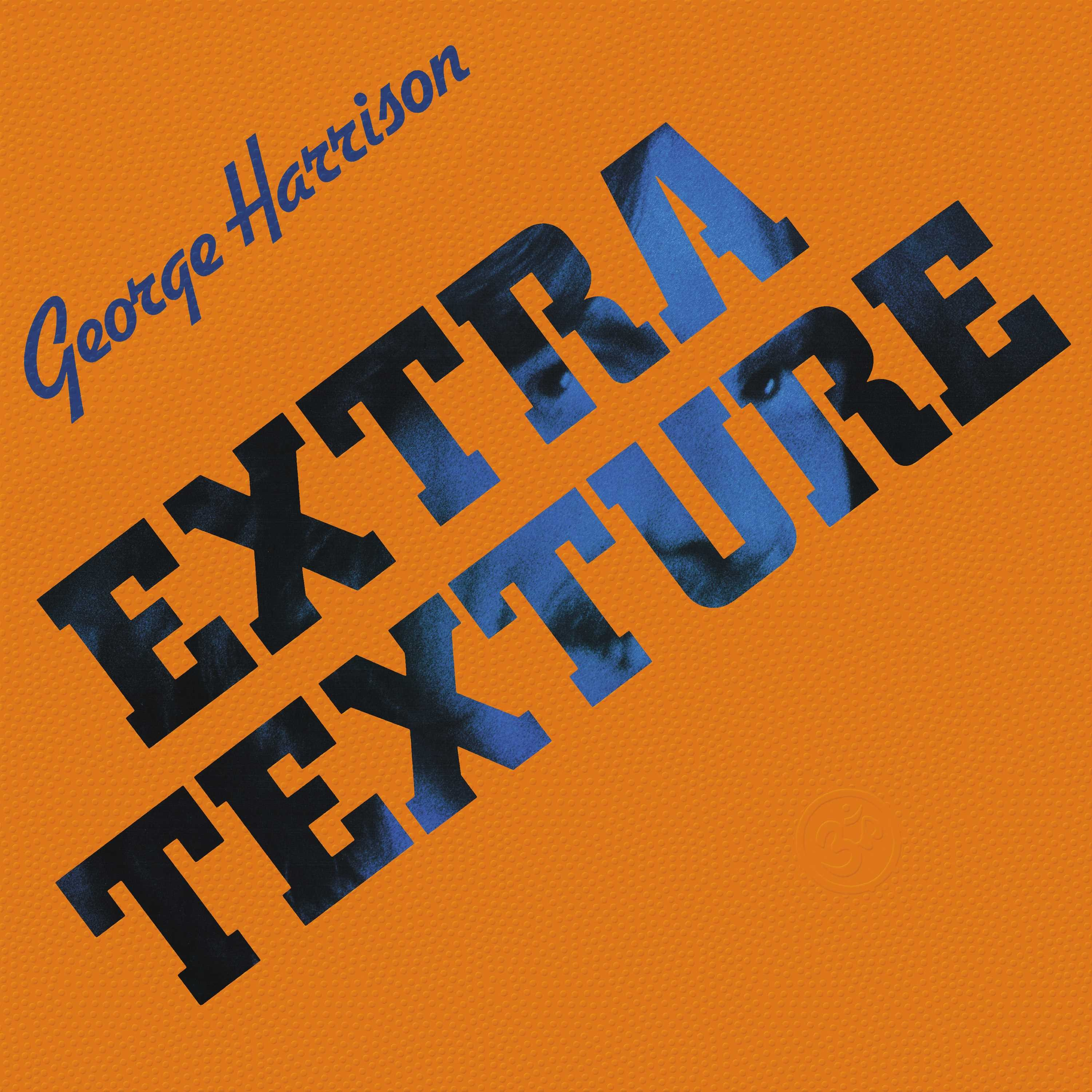 George Harrison - Extra Texture LP