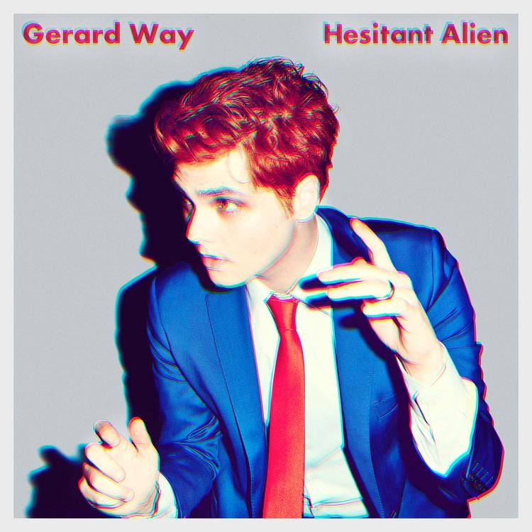 Gerard Way -  Hesitant Allen (Picture Disc) LP