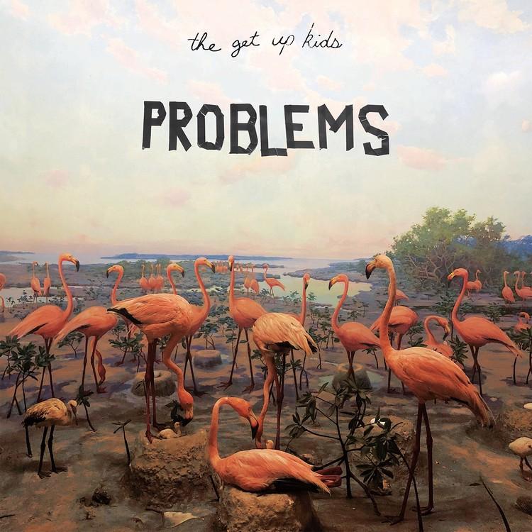 The Get Up Kids - Problems (Blue) Vinyl LP