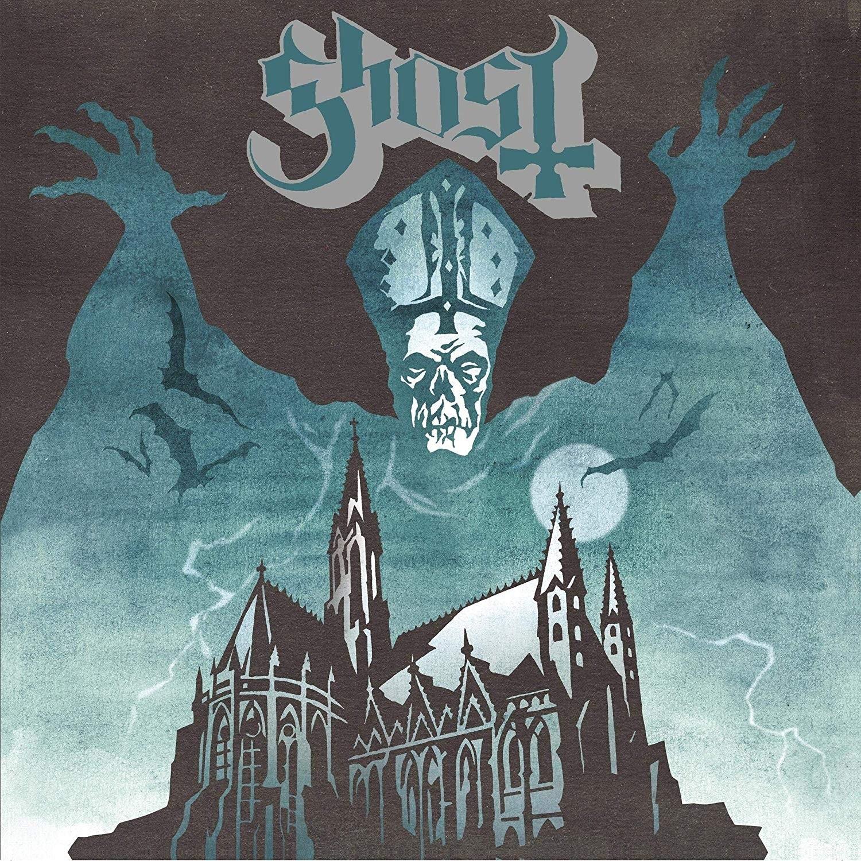 Ghost - Opus Eponymous (Anniversary Gold Sparkle) 2XLP vinyl