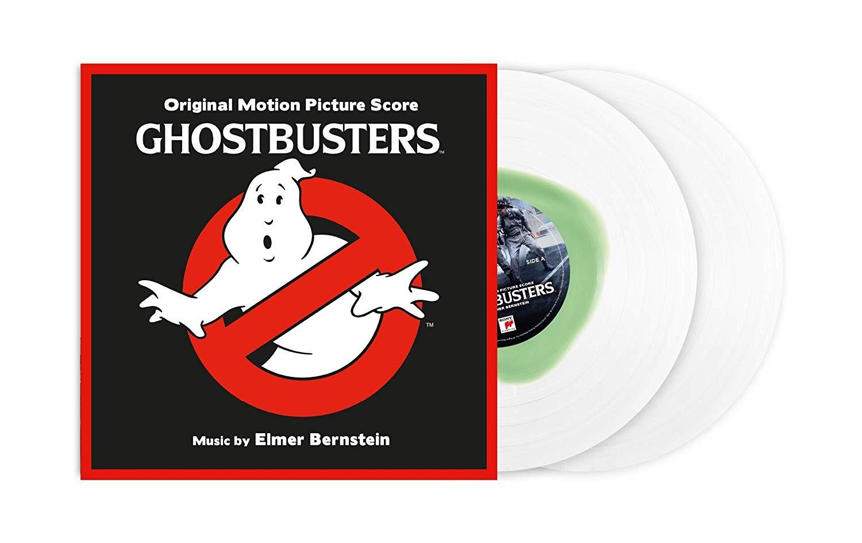 Elmer Bernstein - Ghostbusters (Score) 2XLP vinyl