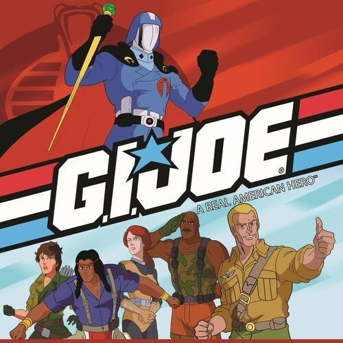 Various Artists - Music From G.I. Joe: A Real American Hero Vinyl LP