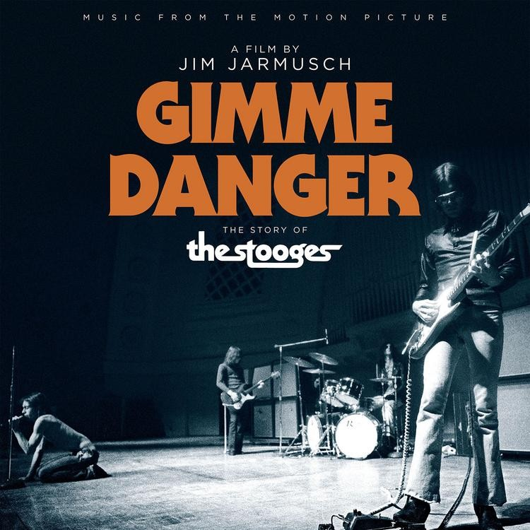 Various Artists - Gimme Danger: Music From The Motion Picture LP