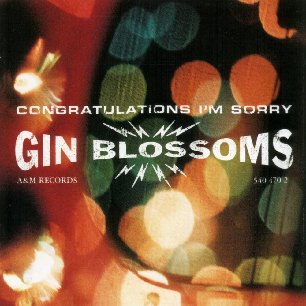 The Gin Blossoms - Congratulations I'm Sorry LP