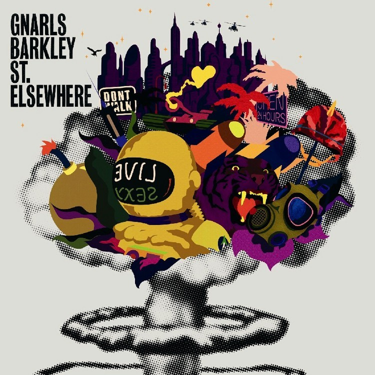Gnarls Barkley - St. Elsewhere LP