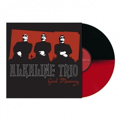 Alkaline Trio - Good Mourning (Red/Black) 2XLP Vinyl