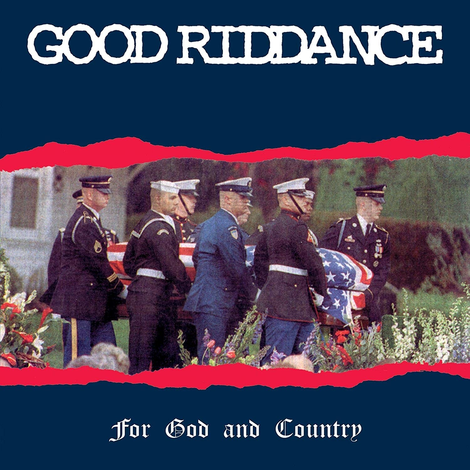 Good Riddance - For God And Country Vinyl LP