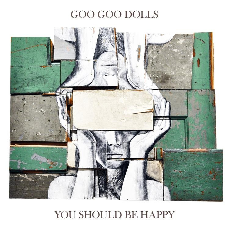 The Goo Goo Dolls - You Should Be Happy LP