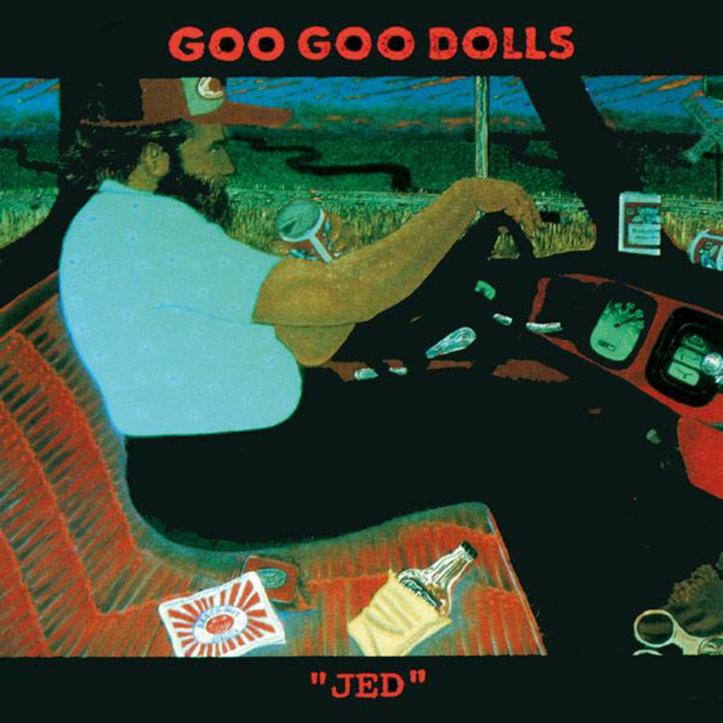The Goo Goo Dolls - Jed LP