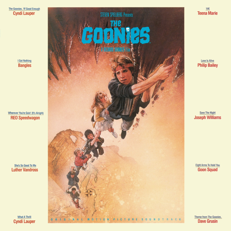 Various Artists - The Goonies Original Motion Picture Soundtrack LP