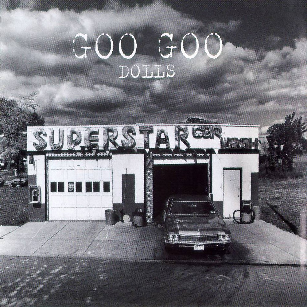 The Goo Goo Dolls - Superstar Car Wash LP