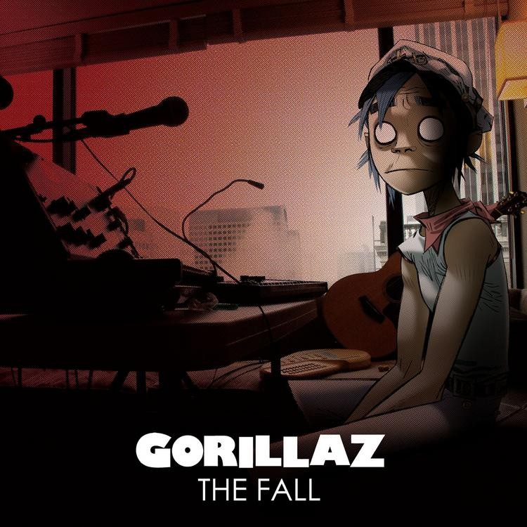 Gorillaz - The Fall Vinyl LP