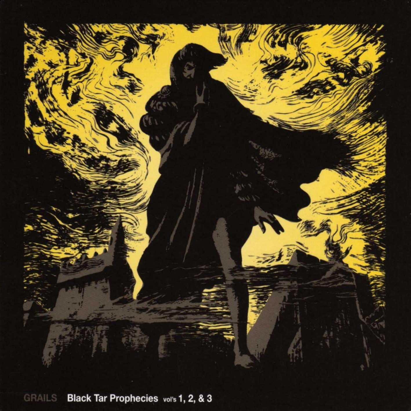 Grails - Black Tar Prophecies Vol's 1, 2, & 3 LP