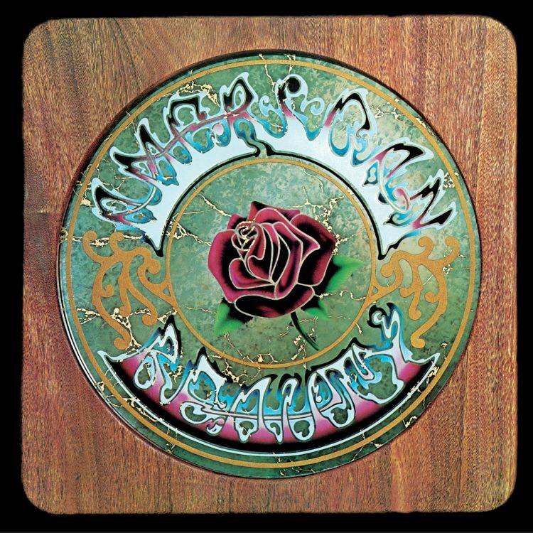 Grateful Dead - American Beauty LP
