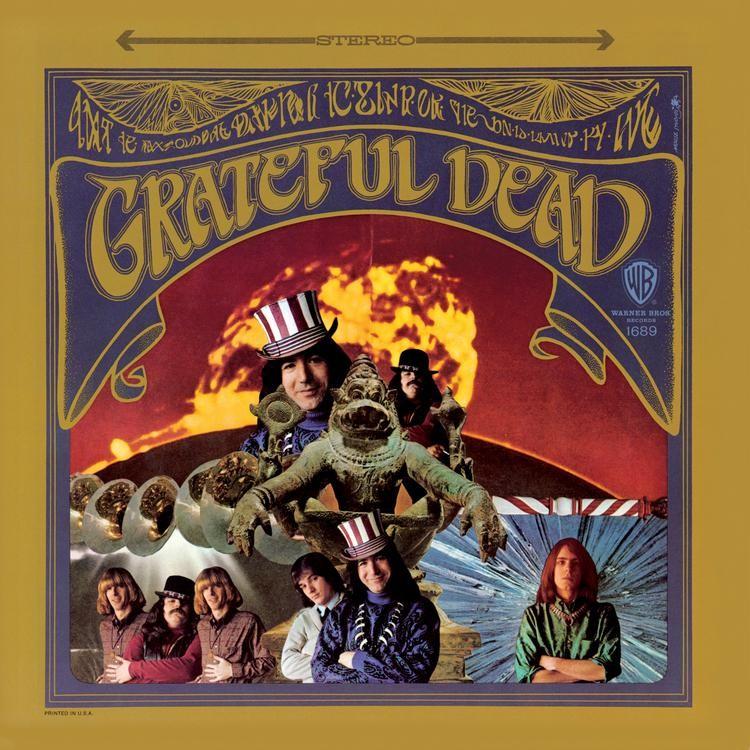 Grateful Dead - The Grateful Dead (50th Anniversay Picture Disc) LP