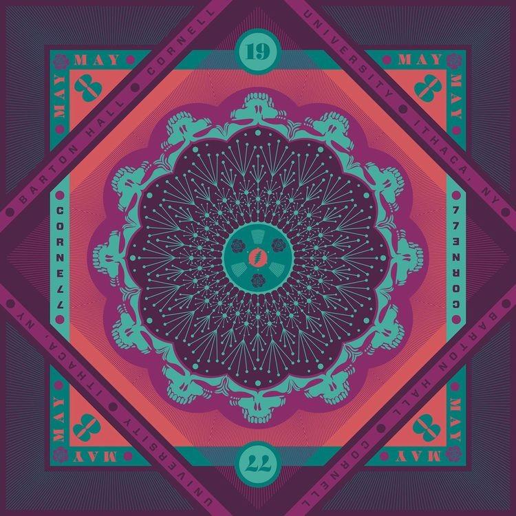 Grateful Dead - Cornell 5/8/77 5XLP Vinyl