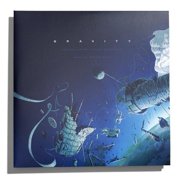 Steven Price - Gravity - Original Motion Picture Soundtrack 2XLP