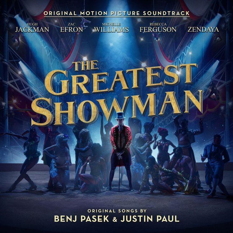 Soundtrack - The Greatest Showman Vinyl LP