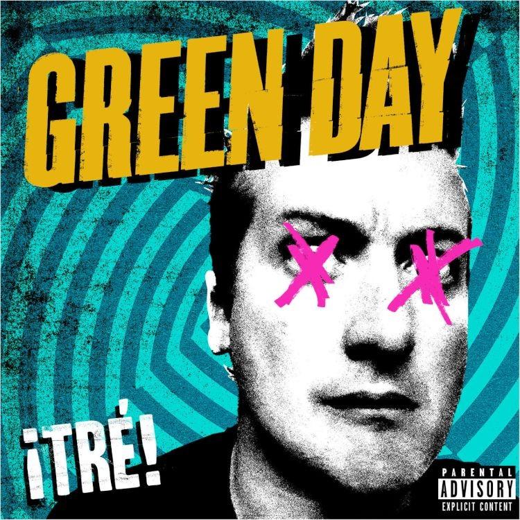 Green Day - ¡TRE! LP
