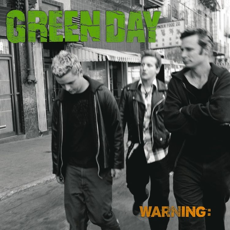 Green Day - Warning LP