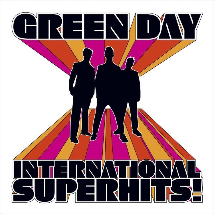 Green Day - International Superhits! LP