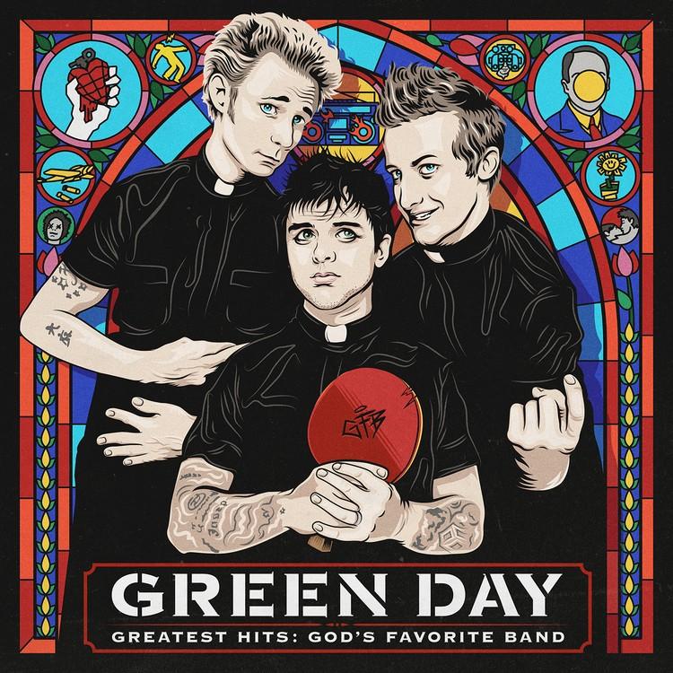 Green Day - Greatest Hits: God's Favorite Band Vinyl LP