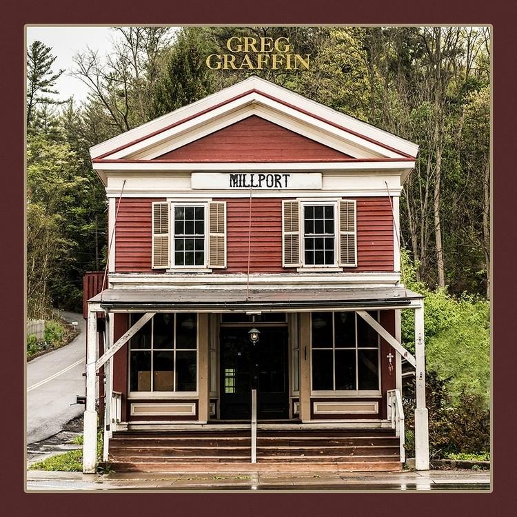 Greg Graffin - Milport (Coke Bottle Clear) Vinyl LP