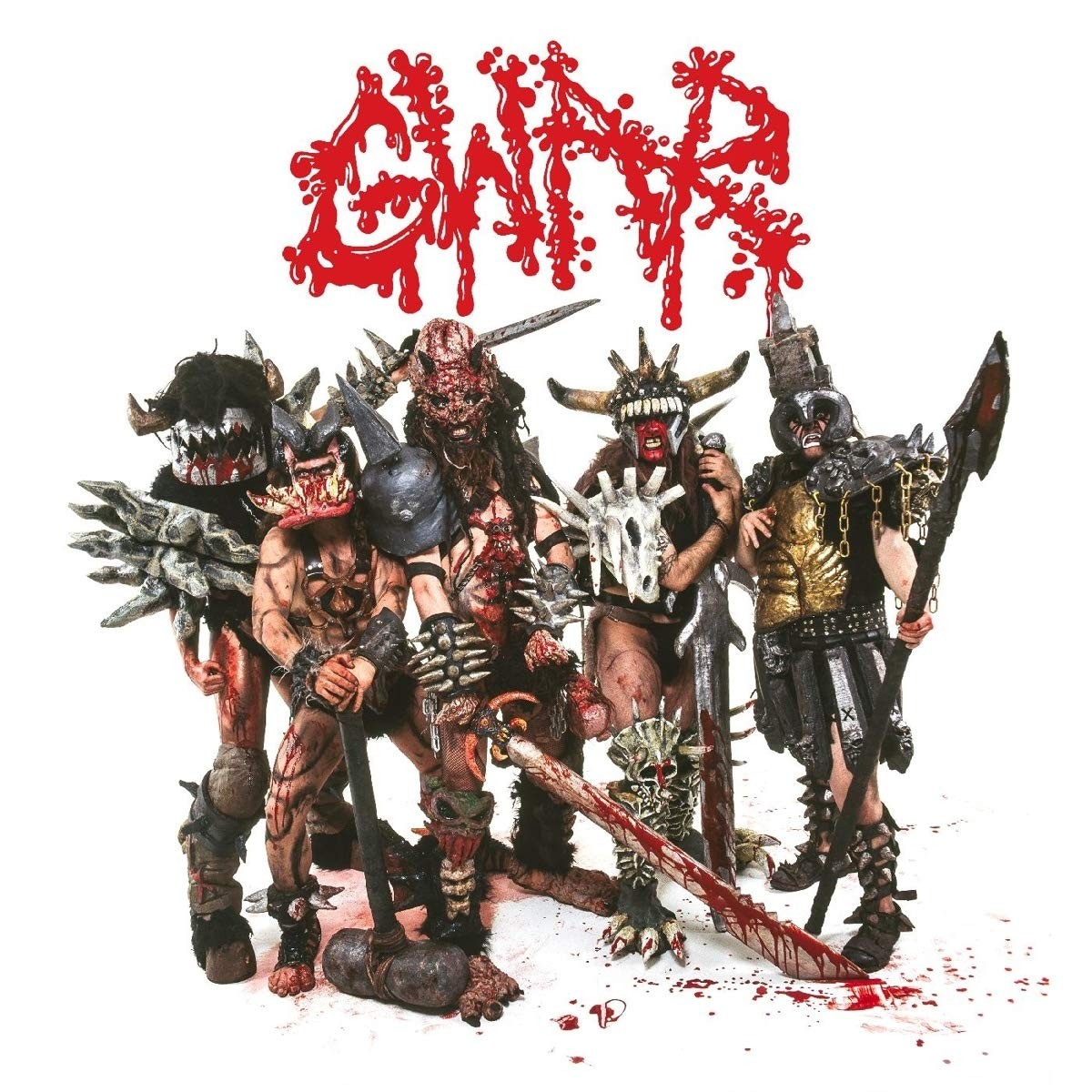 GWAR - Scumdogs Of The Universe (Anniversary Edition) Vinyl LP