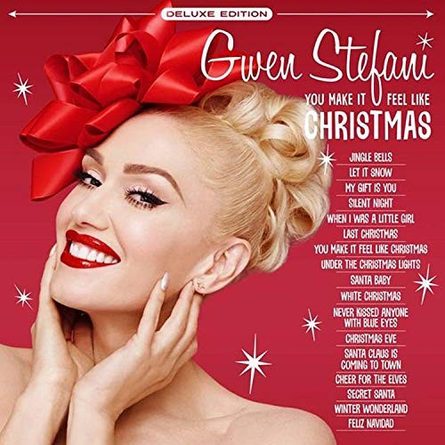 Gwen Stefani - You Make It Feel Like Christmas 2XLP (White Vinyl)