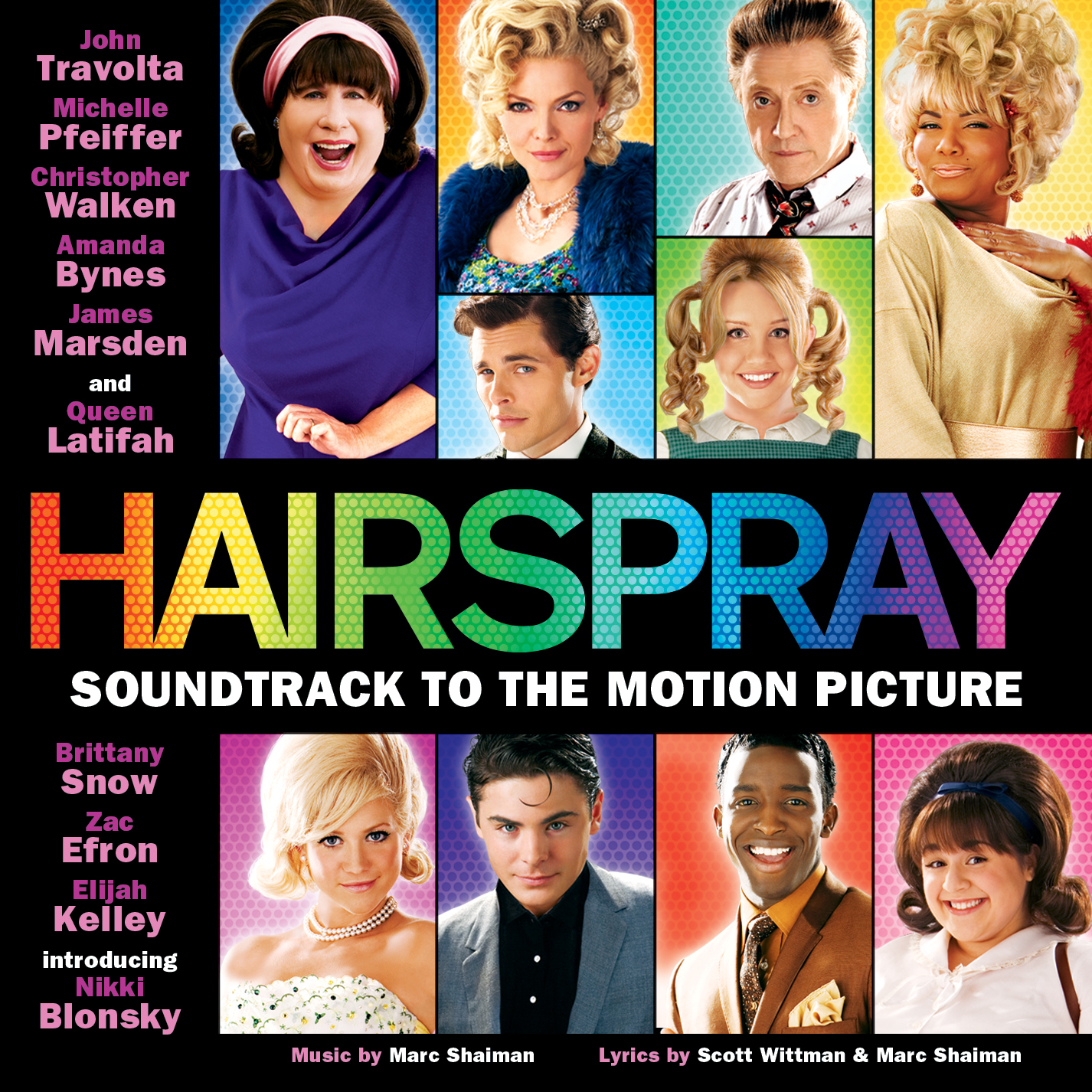 Various Artists - Hairspray: Soundtrack To The Motion Picture 2XLP
