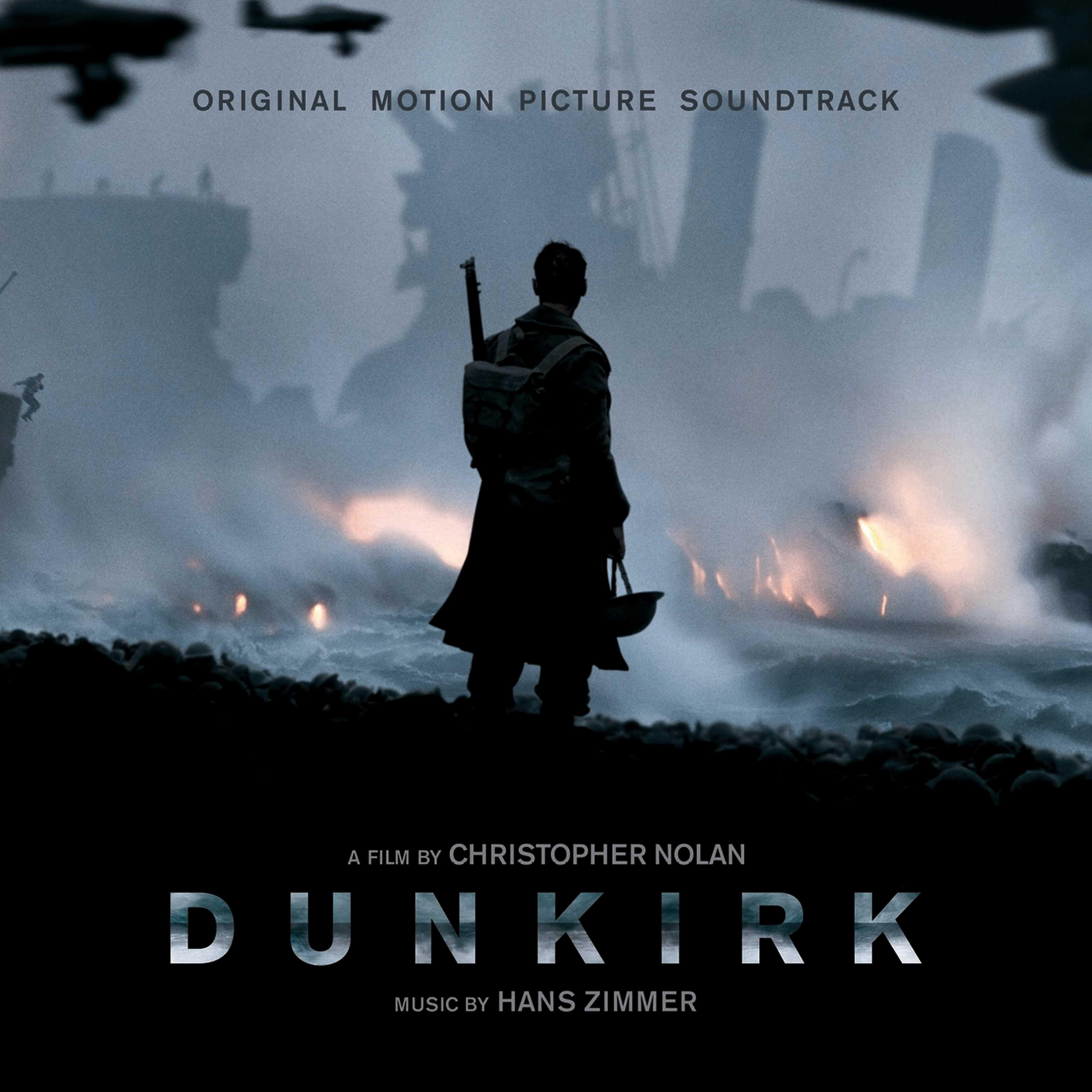 Hans Zimmer  - Dunkirk: Original Motion Picture Soundtrack 2XLP