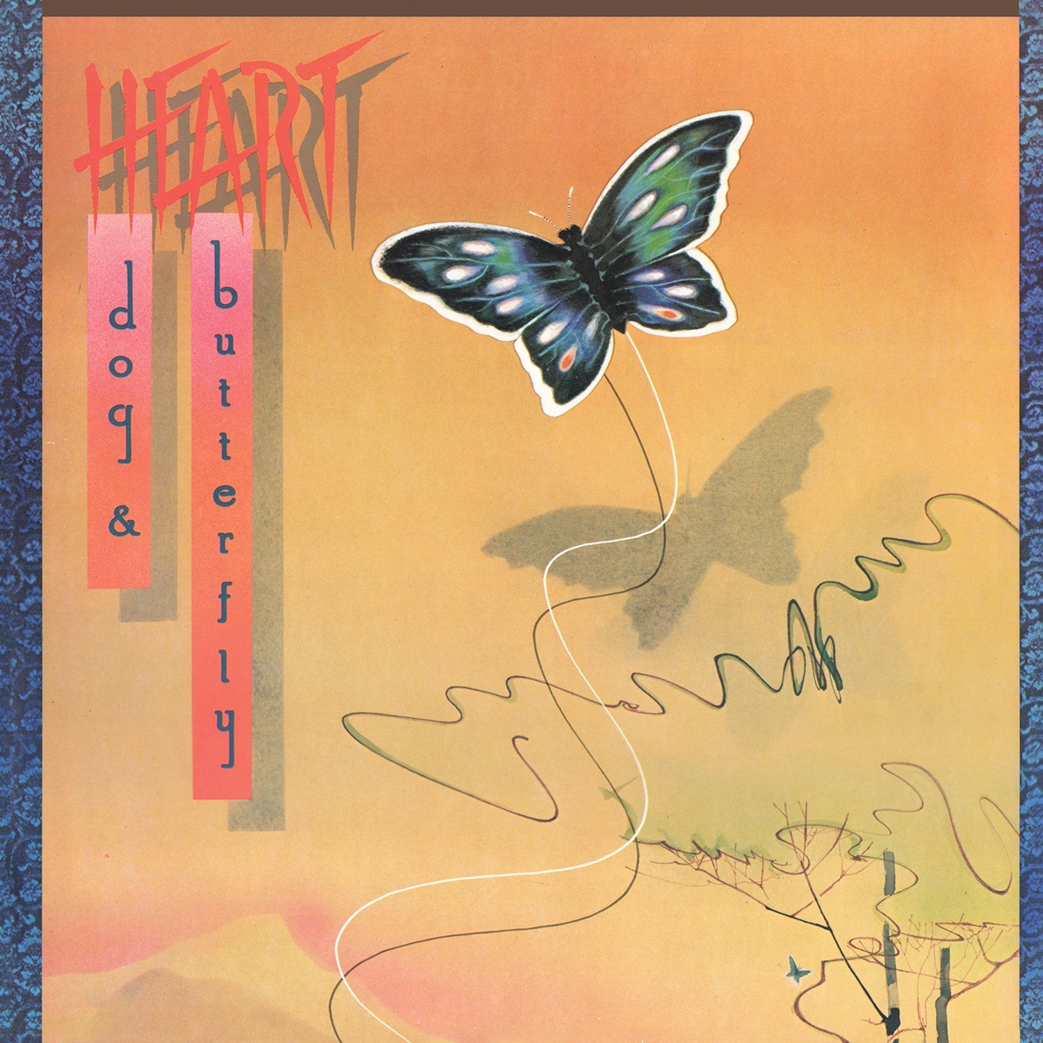 Heart - Dog and Butterfly LP