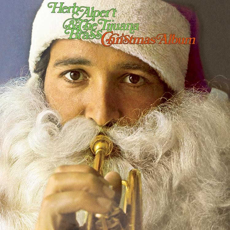 Herb Alpert - Christmas Album LP