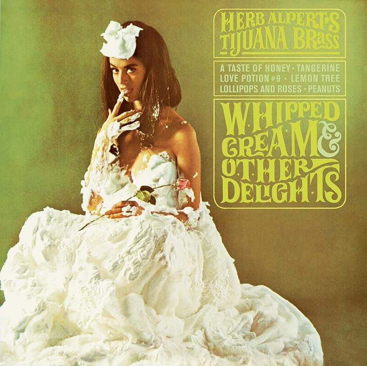 Herb Alpert - Whipped Cream & Other Delights LP