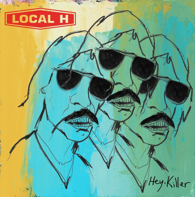 Local H -  Hey Killer Vinyl LP