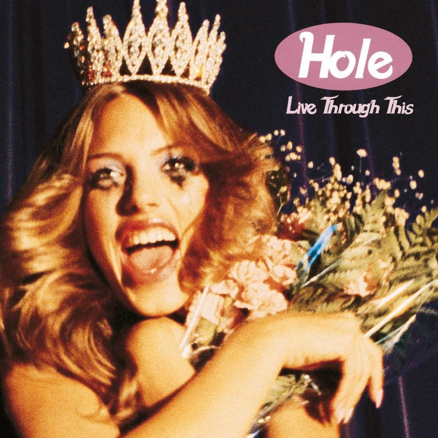 Hole - Live Through This (Red) Vinyl LP