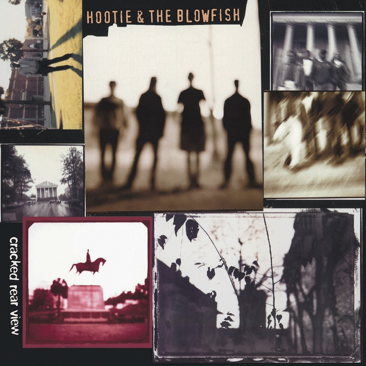 Hootie & The Blowfish - Cracked Rear View Vinyl LP
