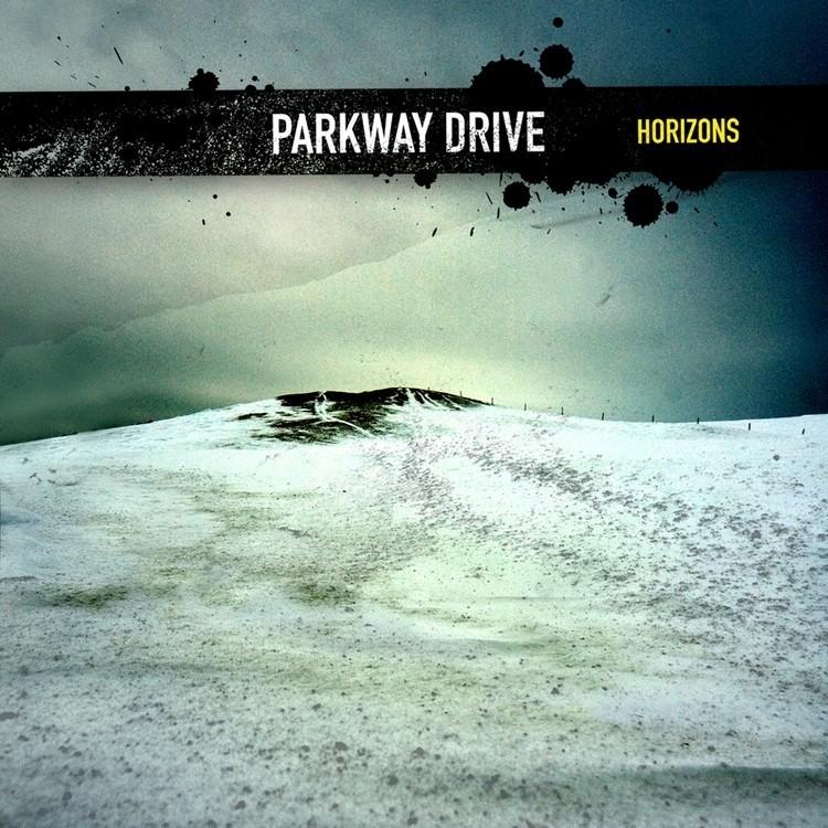 Parkway Drive - Horizons (Blue) Vinyl LP