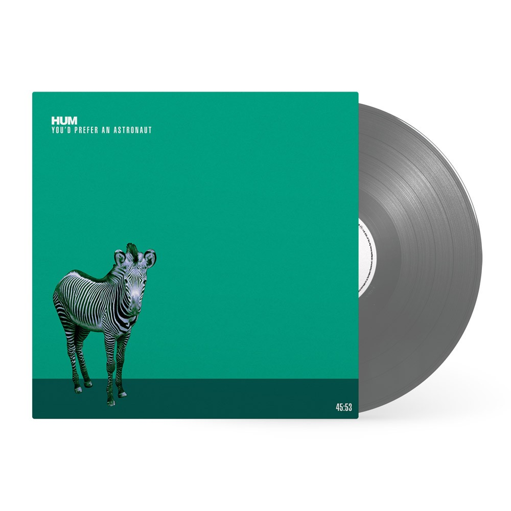 Hum - You'd Prefer An Astronaut (Tin) LP