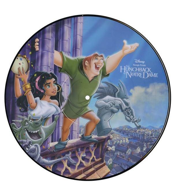 Soundtrack - The Hunchback of Notre Dame LP