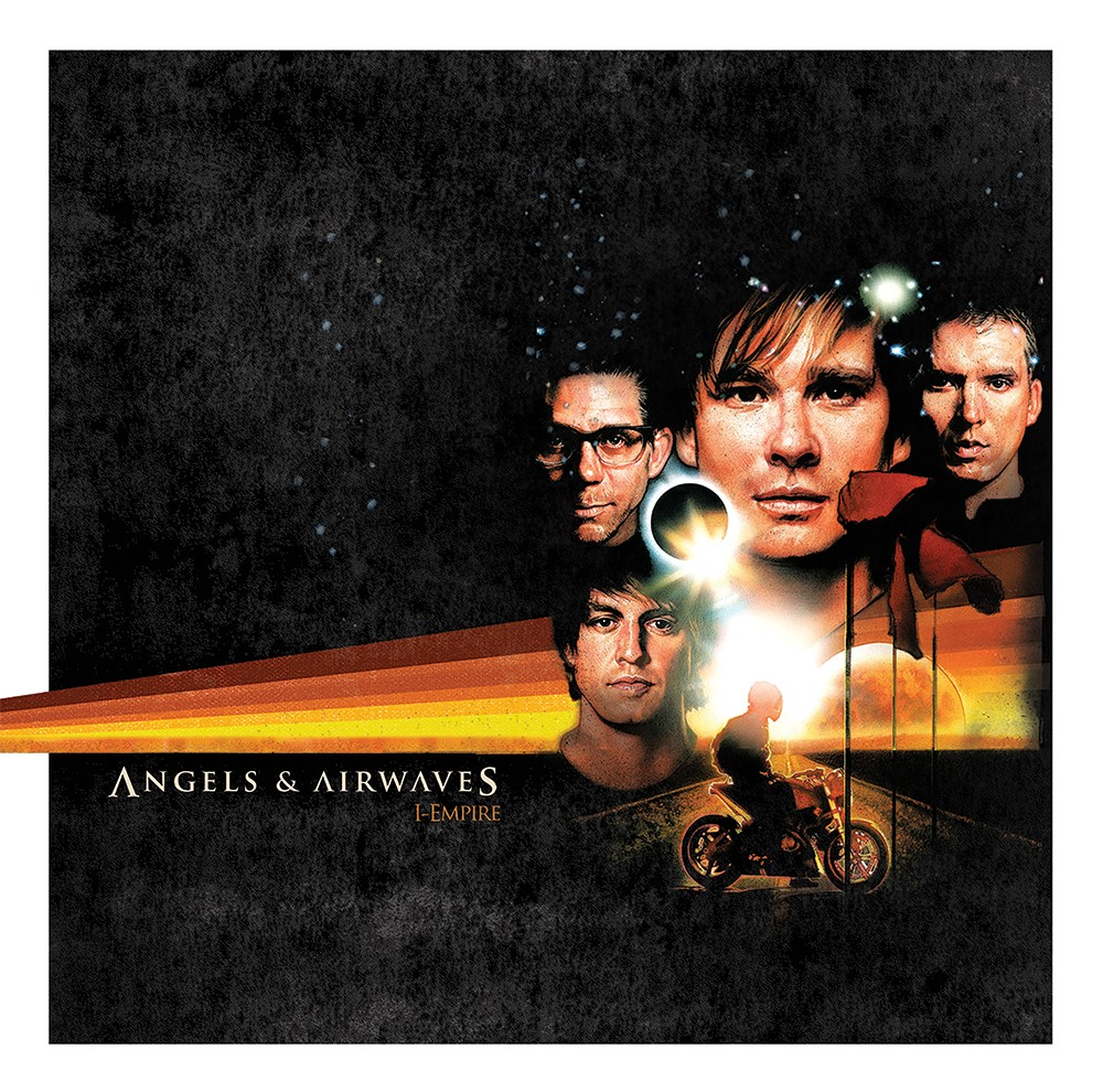 Angels & Airwaves - I-Empire 2XLP