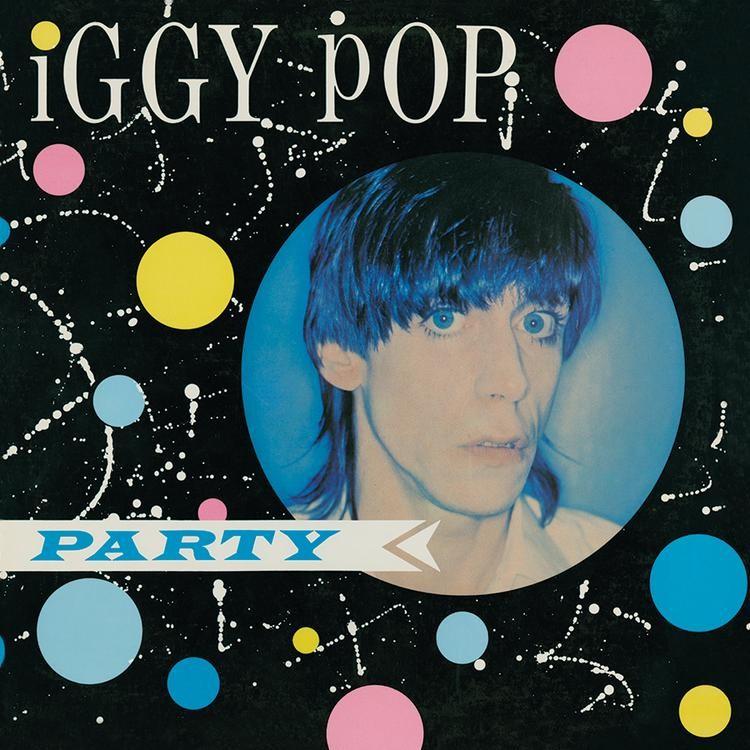 Iggy Pop - Party LP