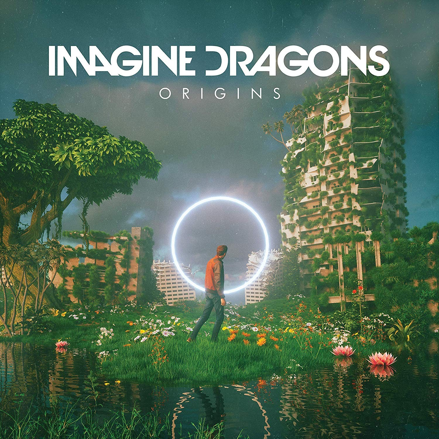 Imagine Dragons - Origins 2XLP Vinyl