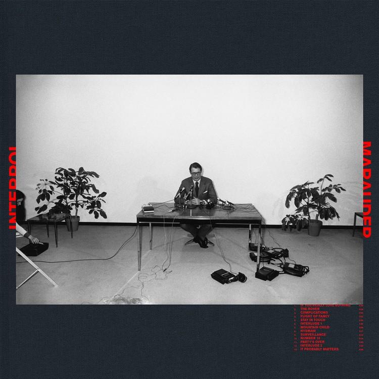 Interpol - Marauder Vinyl LP
