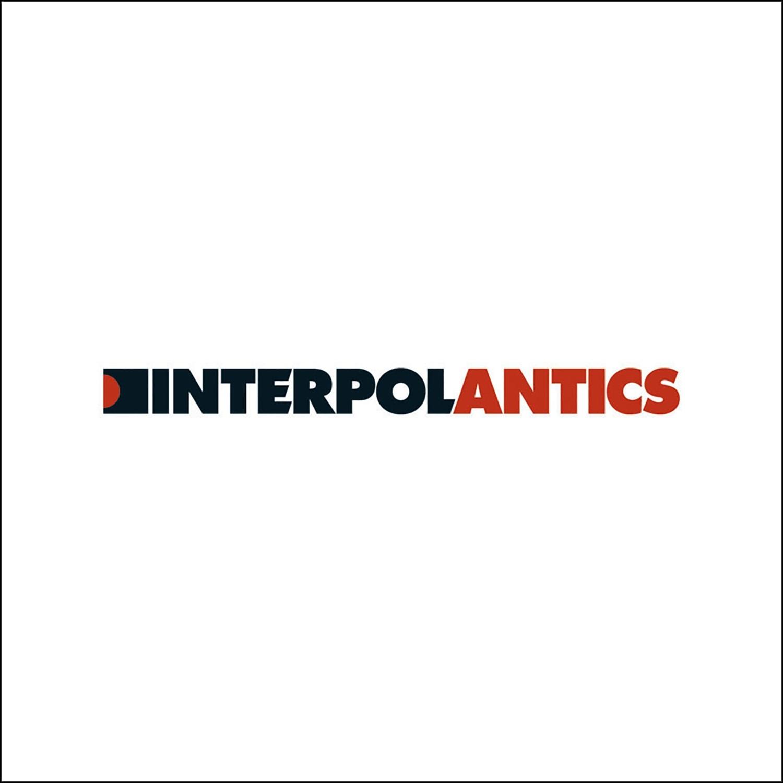 Interpol - Antics LIMITED WHITE VINYL LP