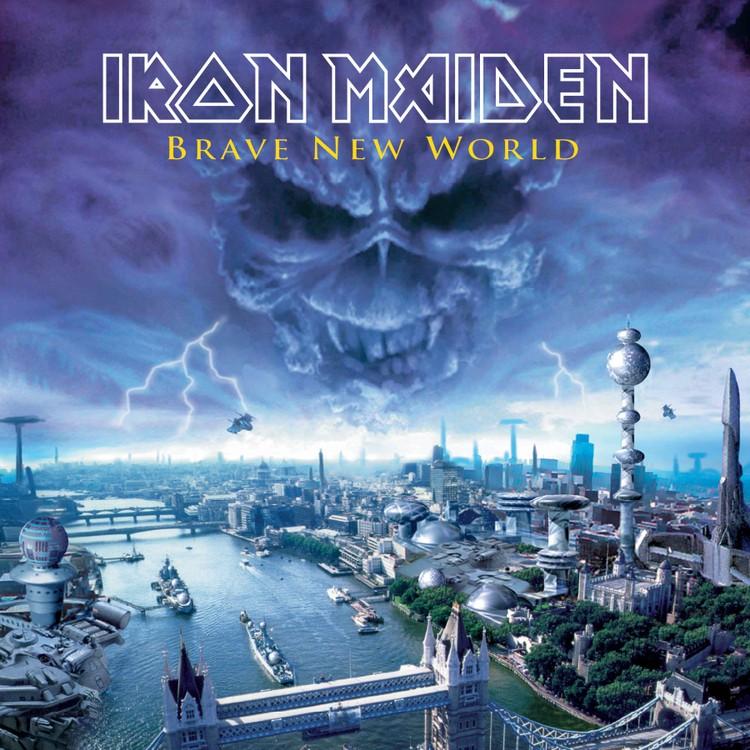 Iron Maiden - Brave New World 2XLP