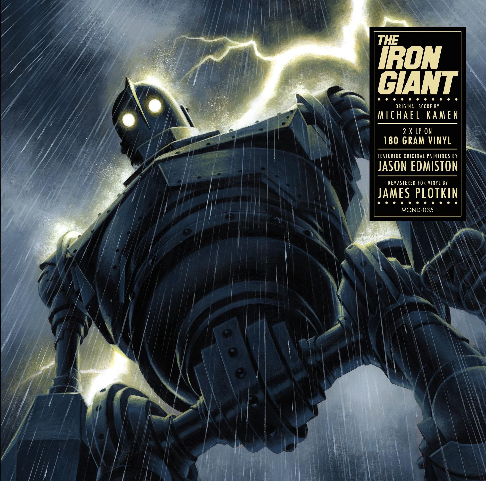 Michael Kamen - The Iron Giant (Original Score) 2XLP